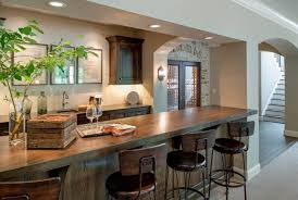 seductive mediterranean home bar designs for leisure in your own home