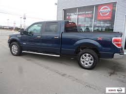 nissan dark blue used 2013 ford f 150 xtr ecoboost pneus lt in amos used