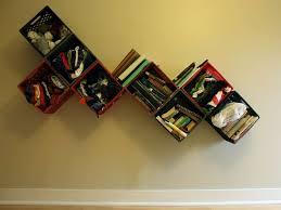 Crates For Bookshelves - 78 best milk crate ideas images on pinterest milk crates