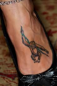 123 best monkey tattoos images on pinterest best friends