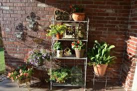 Patio Bakers Rack Bakers Racks Bakers Rack For Plants Plants Rack For