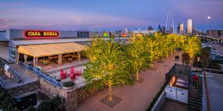 Dallas Restaurants With Patios by Trinity Groves Uli Case Studies