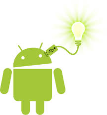 green android android development