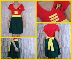 Female Robin Halloween Costume 32 Costumes Images Robin Cosplay Cosplay