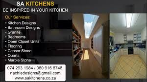 sa kitchen designs sa kitchens 2 0 youtube