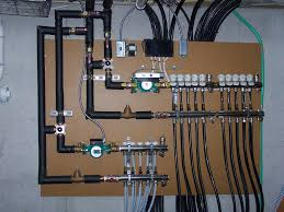 wood heating woltz boiler plumbing system
