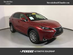 lexus nx west side 2015 used lexus nx 200t fwd 4dr at mercedes benz of chandler