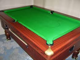 Slate Bed 6x3 Slate Bed Pub Pool Table