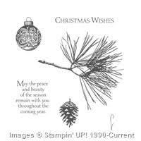 ornamental pine 4x4 stin up cards patty s sting spot