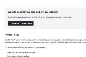 business privacy policy template social media marketing plan