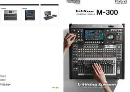 manual mesa digital roland m400