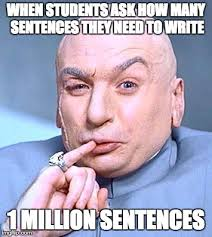 Meme Sentences - number of sentences imgflip