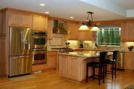 u shaped kitchen design in modern home or apartment inspiration