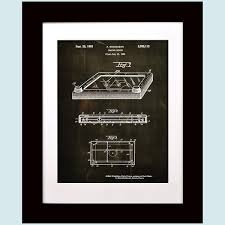 framed etch a sketch patent print u2013 national archives store