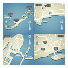 Port Canaveral Map Bermuda Port Shopping Spree