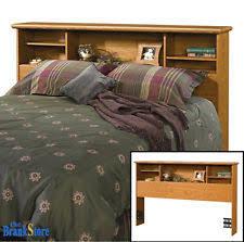 Queen Headboard Bookcase Bed Headboards U0026 Footboards Ebay