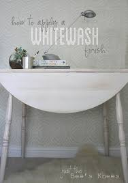 how to apply a whitewash finish u2014 interiors by sarah langtry