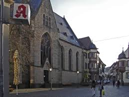 Bad Bergzabern Liste Der Kulturdenkmäler In Bad Bergzabern
