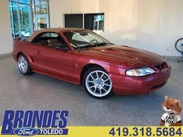 2001 Mustang Custom Interior 50 Best Used Ford Mustang Svt Cobra For Sale Savings From 2 429