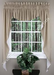 Kitchen Valance Curtains by 21 Best Tiers U0026 Swags Images On Pinterest Kitchen Curtains Tier