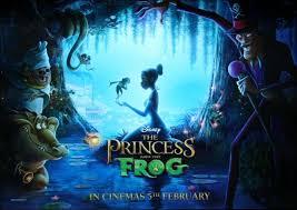 disney dinner movie princess frog funk u0027s