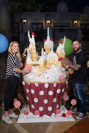 with the tattooed bakers cake food creatives
