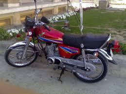 honda cg honda cg 125 2009 of haseeb1980 member ride 15594 pakwheels