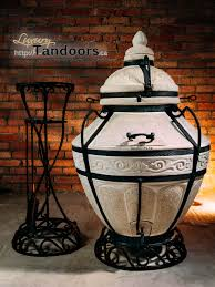 tandoor aladdin luxury outdoor home tandoor bbq and accessories