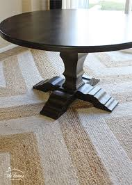choosing a new dining room rug and how i goofed it up twice