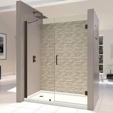 glass pivot shower door beautiful kohler frameless shower doors 2 kohler levity shower