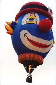 clown balloon the balloonatic promotions balloon rides orlando