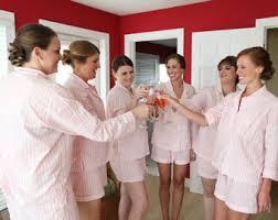 bridesmaid pajama sets sandi pointe library of collections