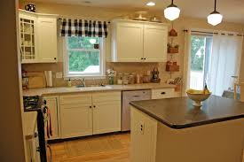 kitchen design ideas white cabinets next to fireplace small