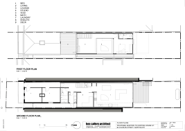 floor plans bc gallery of beyond house ben callery architects 12