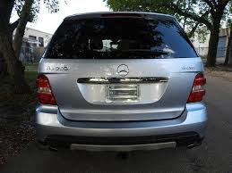 2007 mercedes suv 2007 mercedes m class awd ml350 4matic 4dr suv in