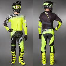 acerbis motocross gear acerbis motocross u0026 enduro mx combo acerbis flashover yellow