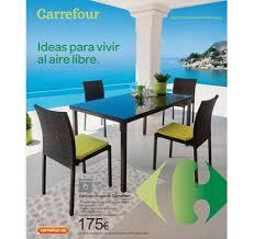 muebles de jardin carrefour decoración muebles de jardín carrefour