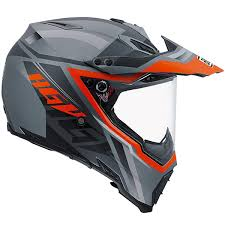agv ax8 dual evo karakum dual sport motorcycle motorbike helmet