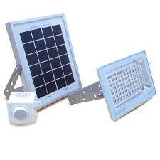 diy solar flood light solar guardian floodlight park lighting security light compound