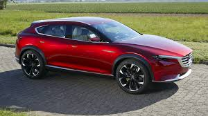 mazda aus news mazda u0027s swoopy cx 8 could make it here