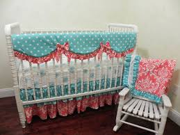 Custom Crib Bedding Sets 132 Best Baby Bumperless Crib Bedding Images On Pinterest