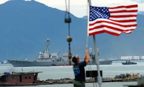 Why Is The Us Flag At Half Staff Today The South China Sea Is The Reason The United States Must Ratify