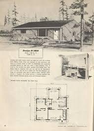 eichler plans architectures mid century house plans vintage house plan plans s