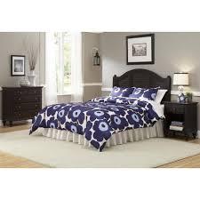 espresso queen bedroom set home styles bermuda espresso queen headboard 5542 501 the home depot
