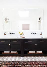 Bathroom Closets India Must Make An India Inspired Carved Wood Bathroom Vanity Large