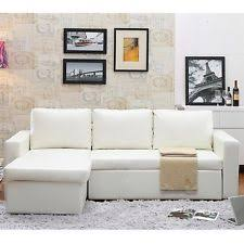 sectional sofa bed with storage sectional sofa bed ebay