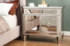 Mirrored Dressers And Nightstands Dresser Chest And Nightstand