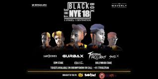 new years party box the black box new year party 2018 vr bangalore at vr bengaluru