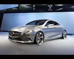 concept mercedes mercedes concept style coupe csc near production project