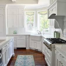 small white corner cabinet for kitchen corner stove design ideas